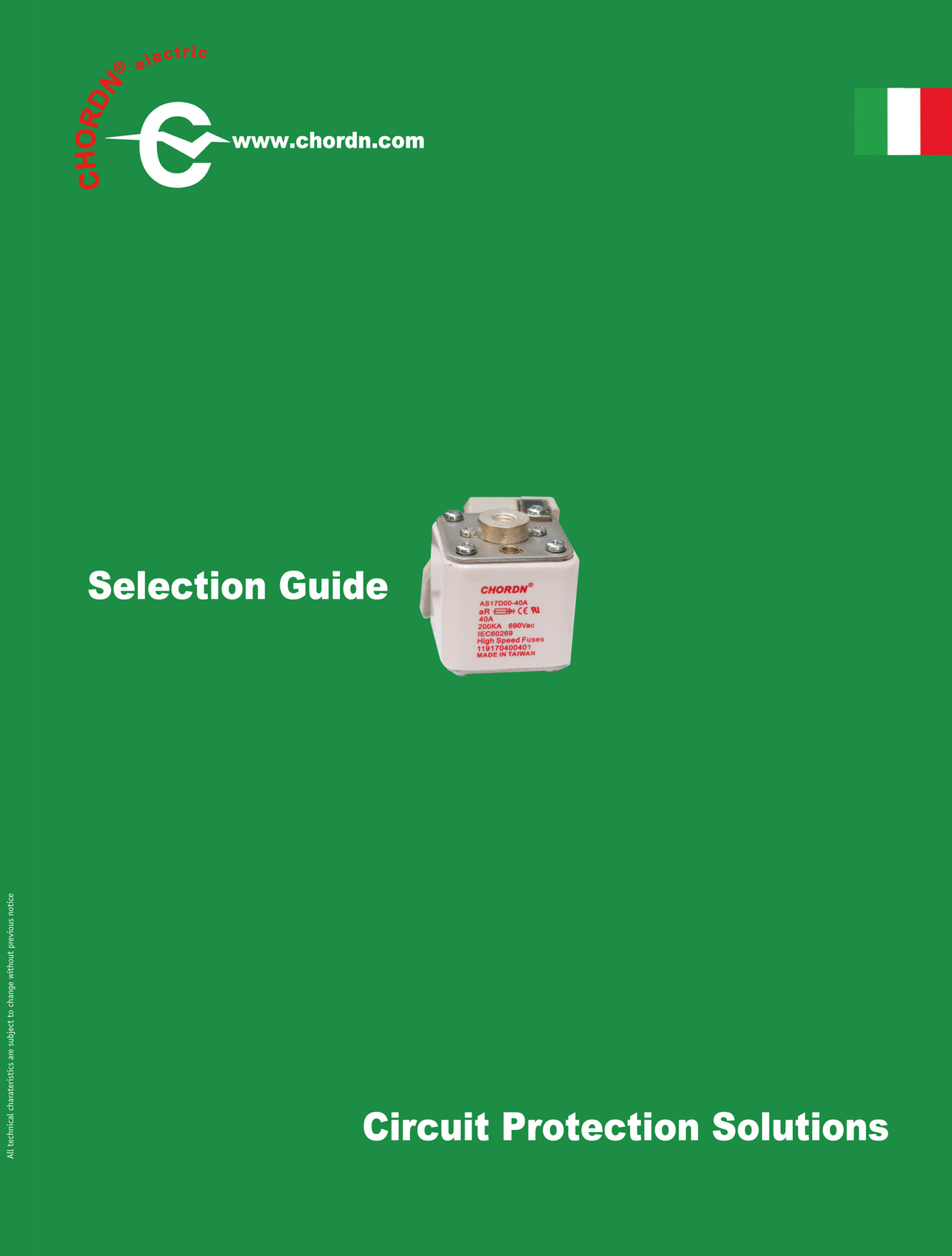 Selection Guide Circuit Protection Solutions Tester 80500 Volts Ac Dc