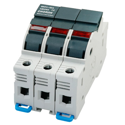 IEC Cylindrical Fuse Holders
